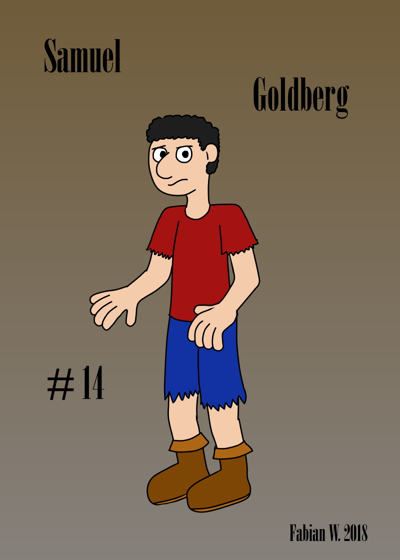 # 14 Samuel Goldberg